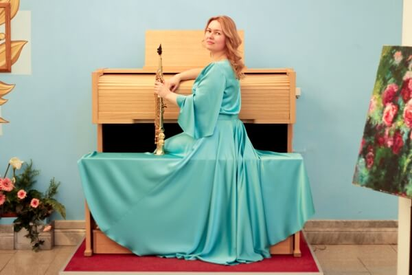 Татьяна Зайцева (саксофон)